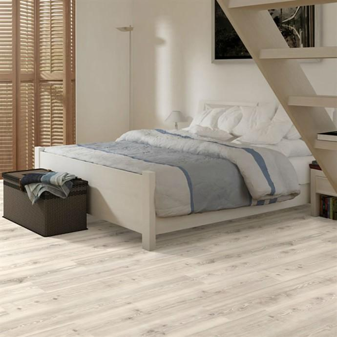 Laminated Wooden Floors can be placed in nearly every area, just take ...